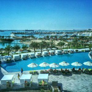 Amwaj Island Rotana Art Hotel