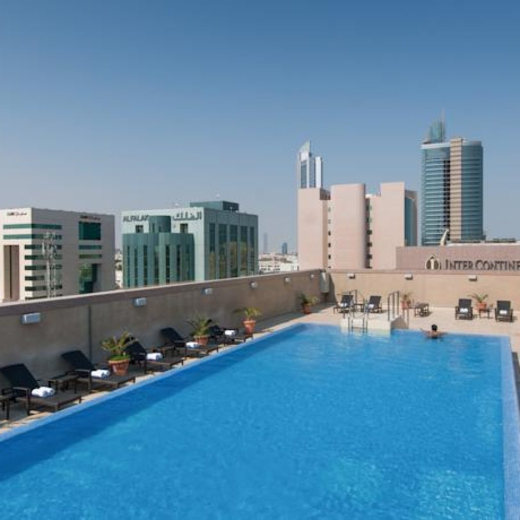 InterContinental Al Khobar - Pool View