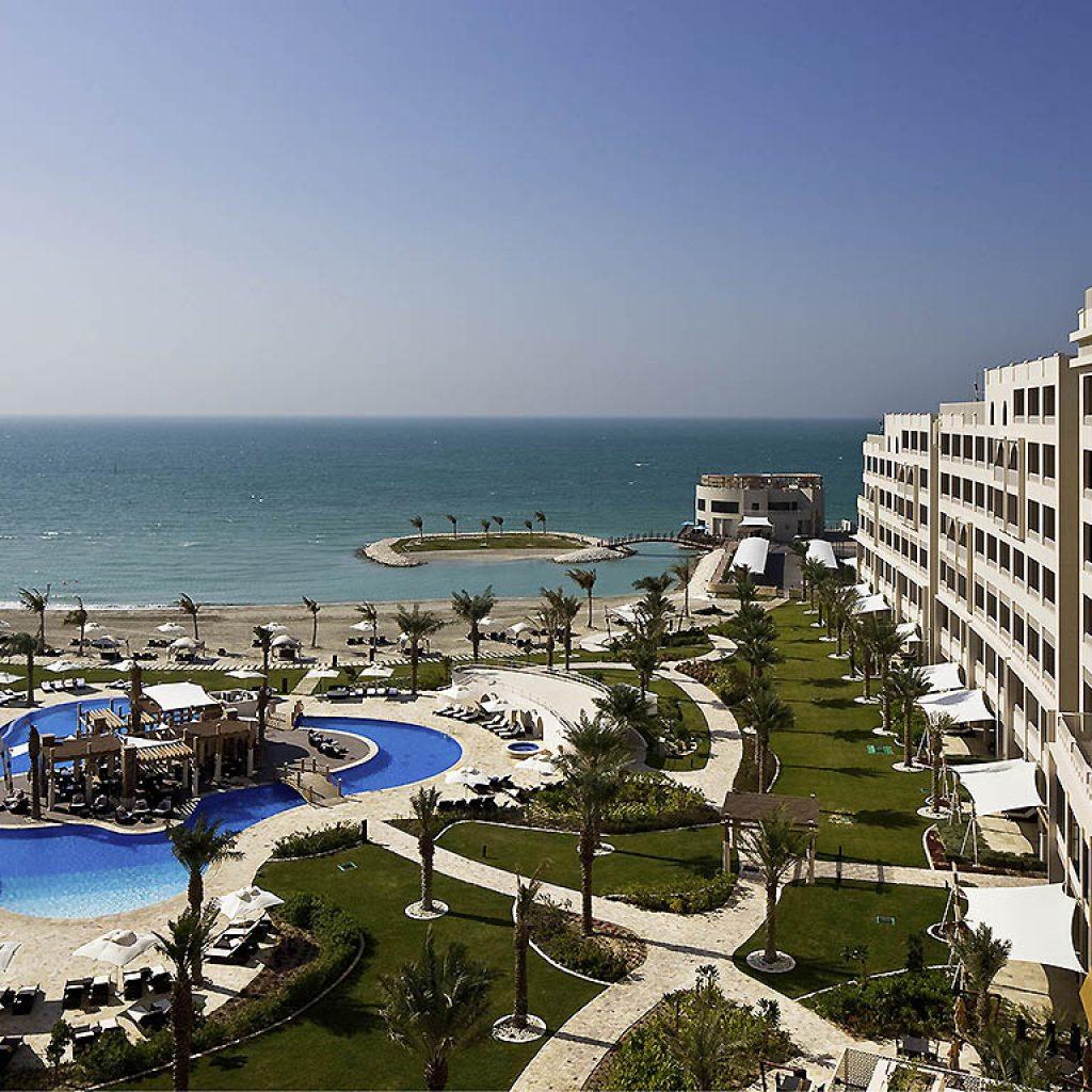 Sofitel Bahrain Zallaq Thalassa Sea & Spa - Pool & Beach View
