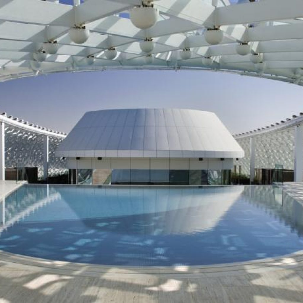 Yas Viceroy Abu Dhabi - Pool View