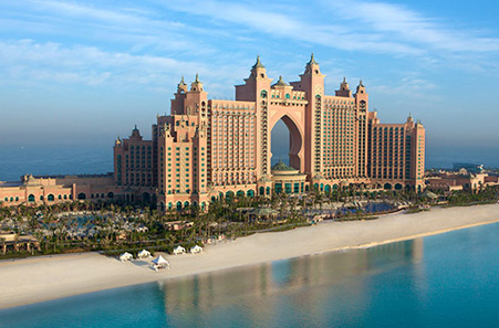 Atlantis The Palm, Dubai, UAE