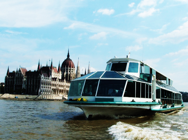 Dinner Cruise on the Danube River