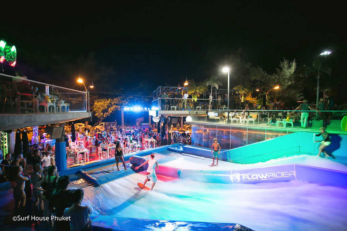 Phuket Surf House